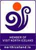 Visit North Iceland official partner